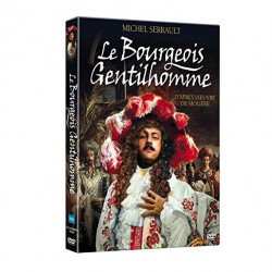 DVD Le Bourgeois Gentilhomme