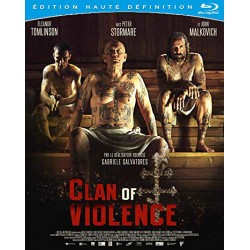 BLU-RAY Clan of Violence