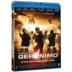 BLU-RAY Code Name : Geronimo