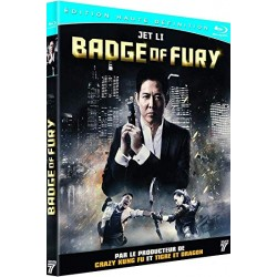 BLU-RAY Badge of Fury