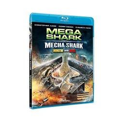 BLU-RAY Mega Shark vs Mecha...
