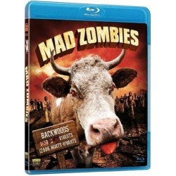 BLU-RAY Mad Zombies