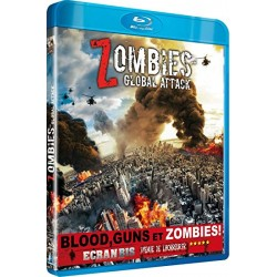 BLU-RAY Zombies : Global...