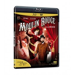 Combo BLU-RAY/DVD Moulin Rouge