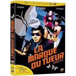 Combo BLU-RAY/DVD La Marque...