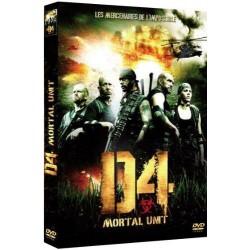 DVD D4 Mortal Unit