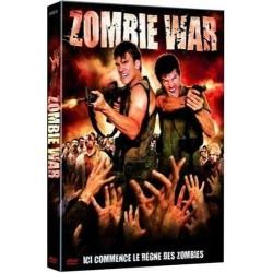 DVD Zombie War