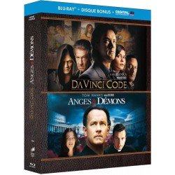 Coffret BLU-RAY Anges &...