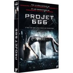 DVD Projet 666